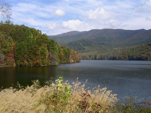 North Fork Reservoir, Asheville, NC
