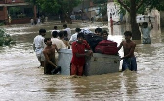 Figure 4: Displaced Victims of Flood