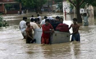 Figure 4: Displaced Victims of Flood