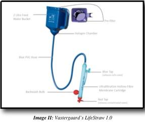 Vastergaard's LifeStraw 1.0